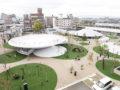 """CoFuFun""-Tenri Station Plaza"