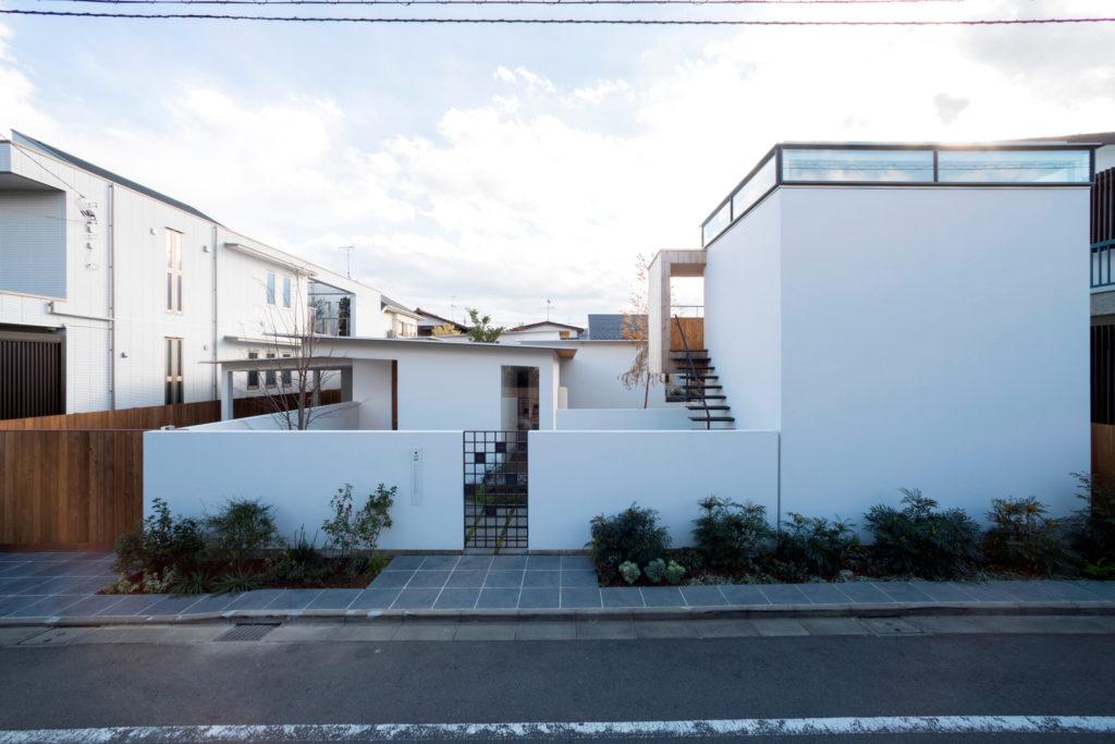 Seven Gardens House